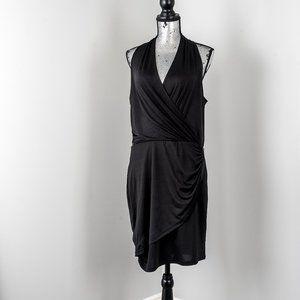 NWOT Vero Moda slinky black dress - L